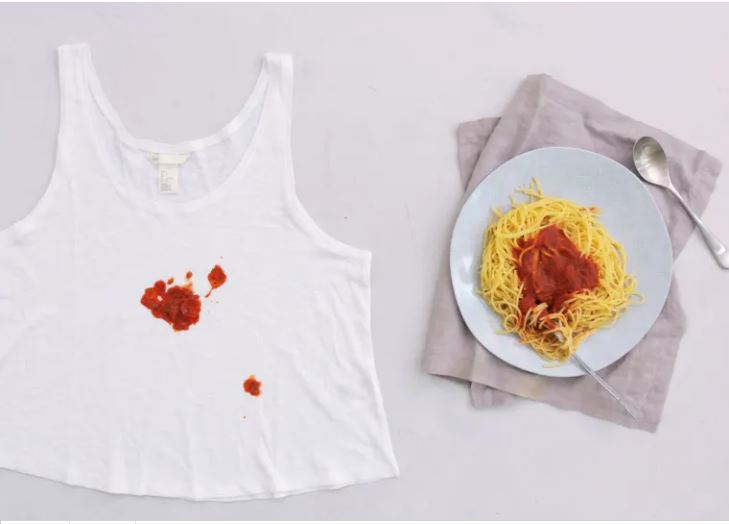 Sauce-Stains